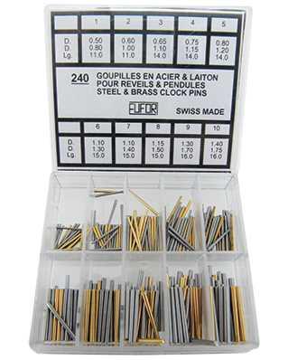 Steel & Brass, Graded Box