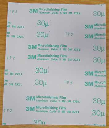 30 Micron (Grit 600, Green)