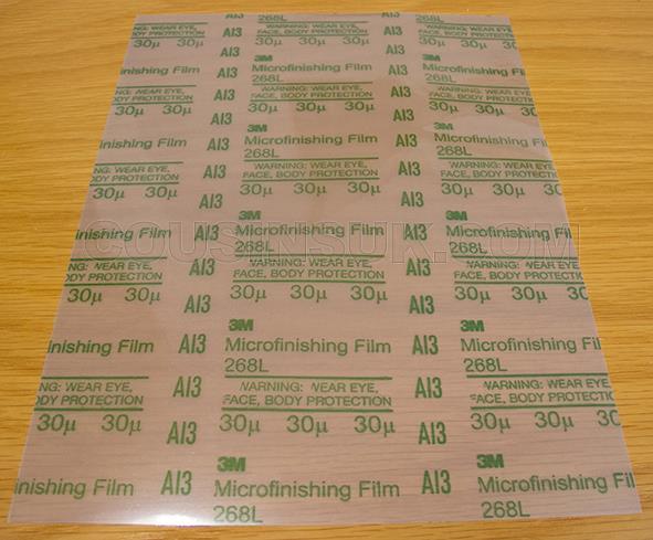 30 Micron (Grit 600, Green) AB