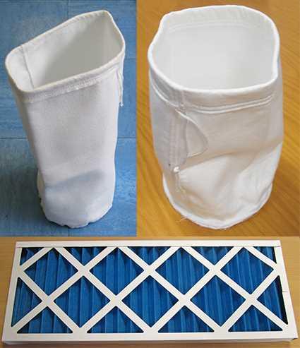 Polishing Machine Filters & Bags