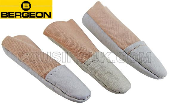Finger Protectors - Leather, Bergeon