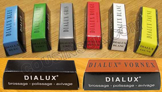 Dialux Rouges
