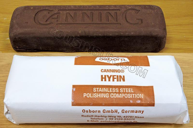 Semi Finish, Cannings Hyfin & Tripoli