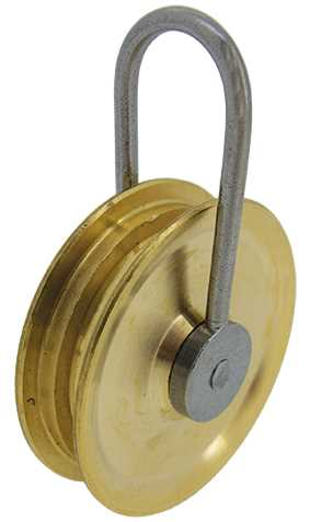 Chain Pulley (Longcase)