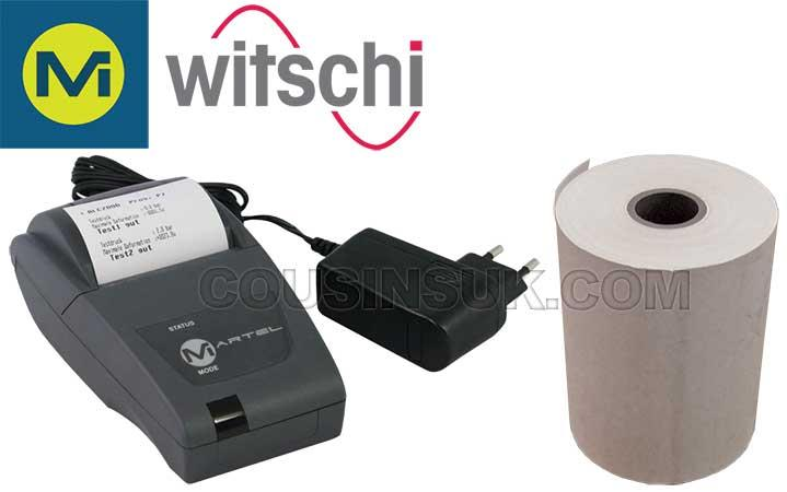 Thermal Printer, Martel (for Witschi)