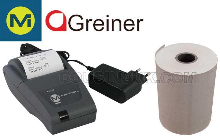 Thermal Printer, Martel (for Greiner)