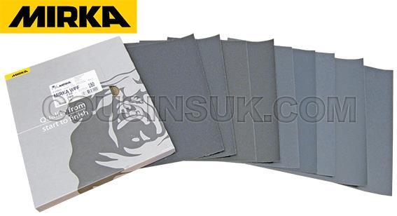 Paper (Wet & Dry) Mirka