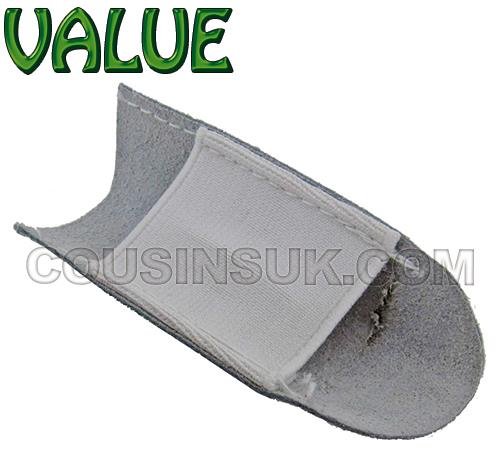Open End Leather Finger Protector