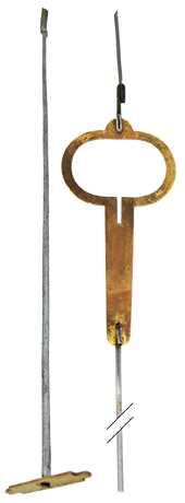 Seth Thomas Pendulum Rod