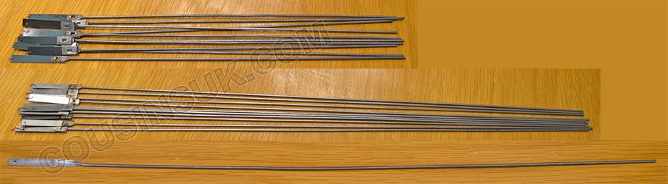 American Ansonia Suspension Springs