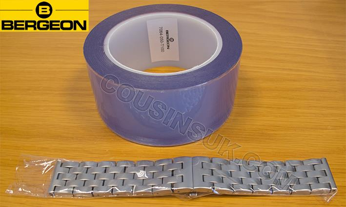 Film (Protection) for Bracelets, Clasps & Watch Cases, Bergeon
