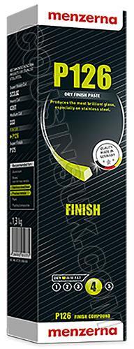 Finish (Dry) Menzerna P126