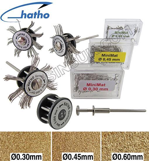 Ø40mm Texturing Wheels, Hatho