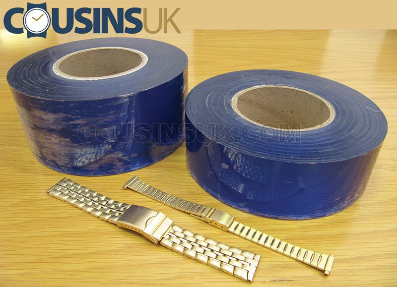 Film (Protection) for Bracelets, Clasps & Watch Cases, Cousins
