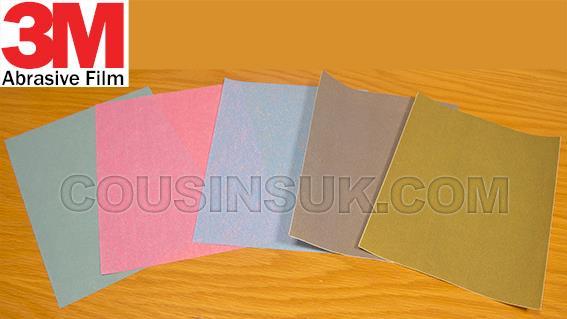 Paper (Wet & Dry) 3M, 281Q & 481Q