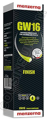 Finish (Greasy) Menzerna GW16