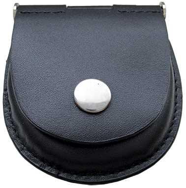 Black Pocket Watch Pouch