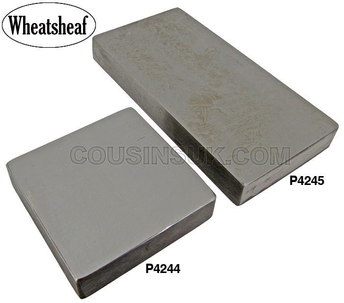 Steel (Polished with Round Edges), Wheatsheaf