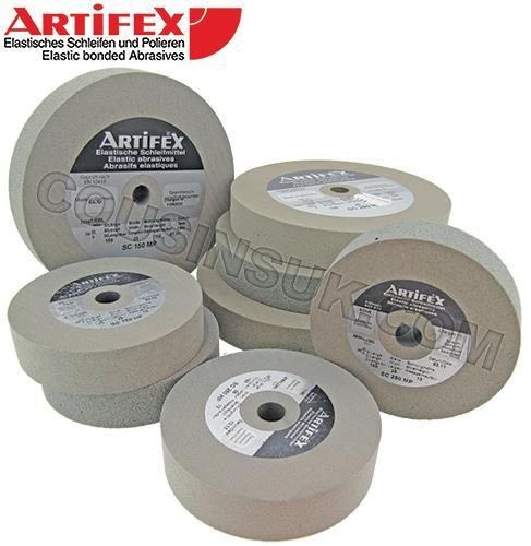 Artifex wheels (Deburring / Grinding / Polishing / Final Finishing)