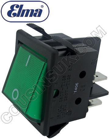 Speed Switch, Elma Polini