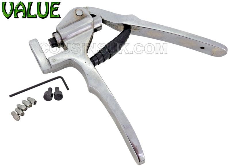 Punch Stamping Plier & Punches