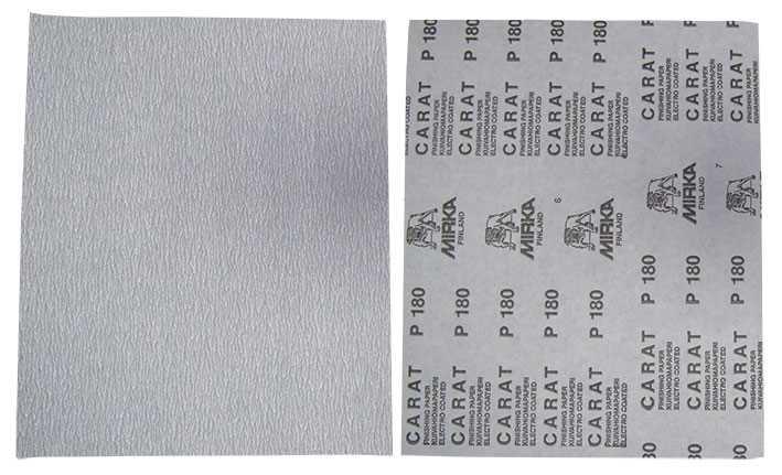 P180 (Mirka) Paper