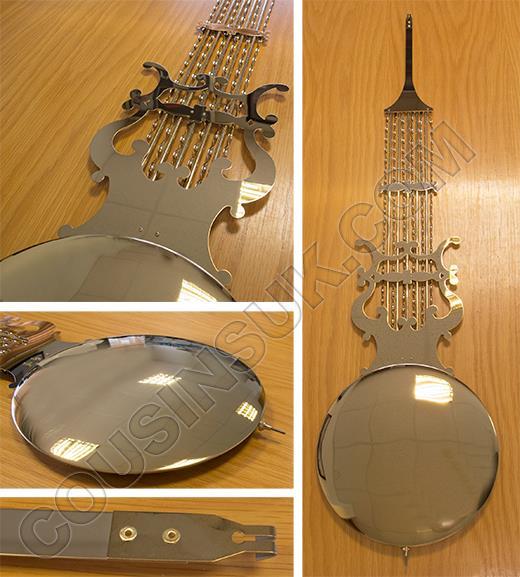 Ø270 x 1030mm Pendulum