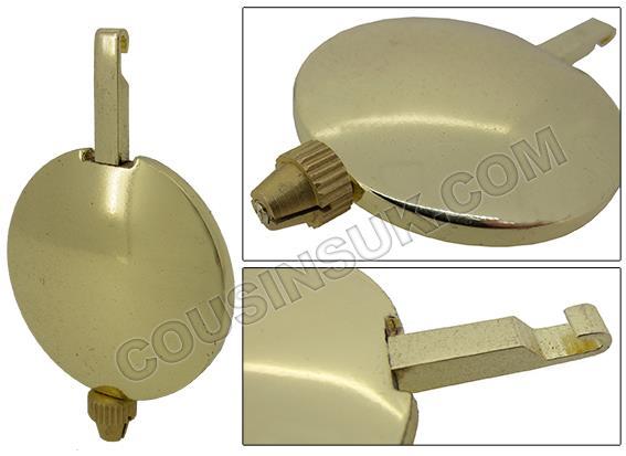 Brass, Ø40mm x 65mm