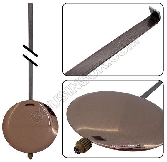 Regular Bronze Aluminium, Chinese