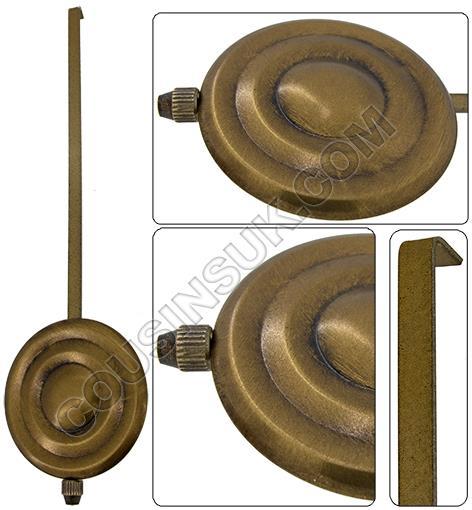 Regular Bronze Aluminium Patterned, Chinese