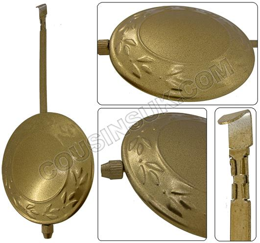 Regular Brass Aluminium Patterned, Chinese