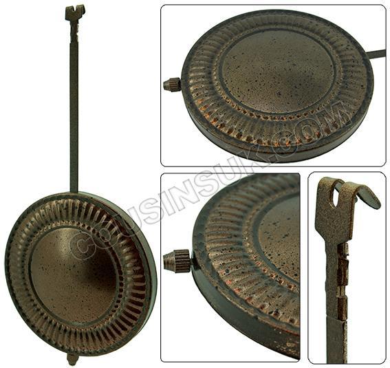 Regular Antique Aluminium Patterned, Chinese
