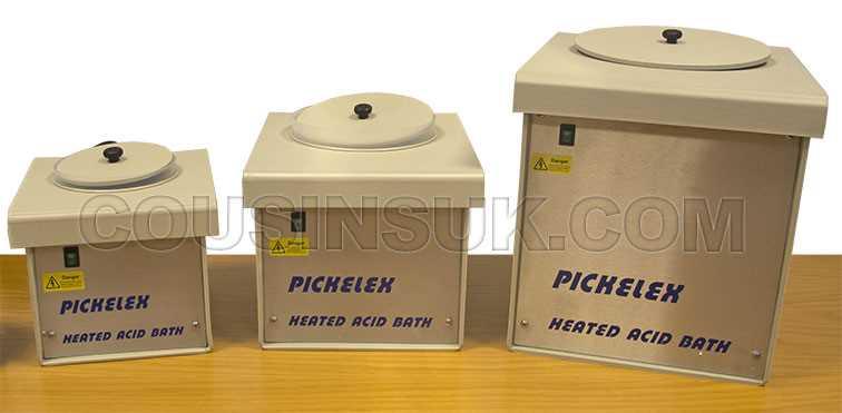 Pickelex Pickle Baths
