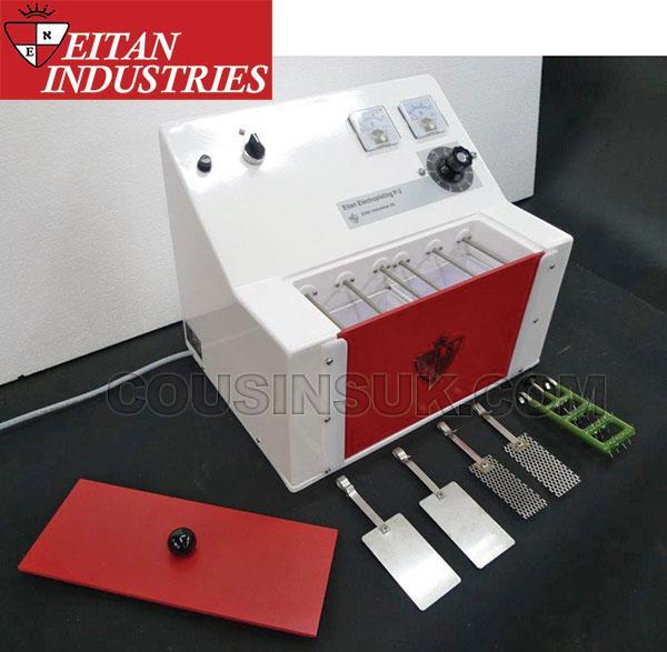 Plating Machine, Eitan P2 (Cold Rhodium)