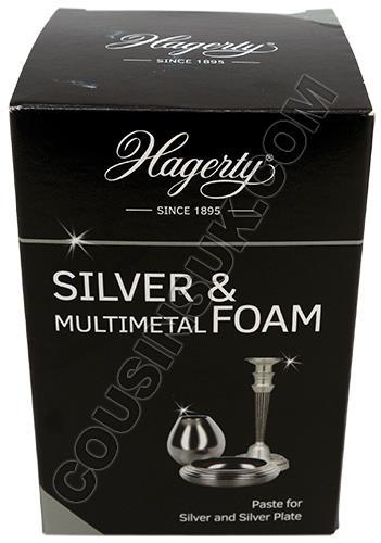 Silver & Multi Metal Foam (+Pewter & Stainless Steel)