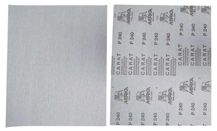 P240 (Mirka) Paper