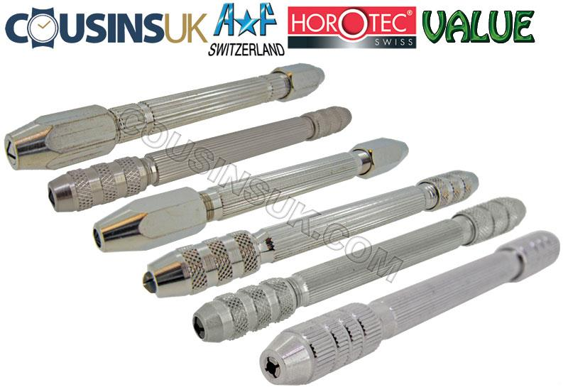 Double Ended Pin Vices