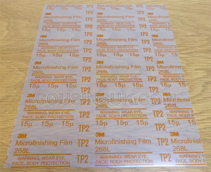 15 Micron (Grit 1200, Orange)