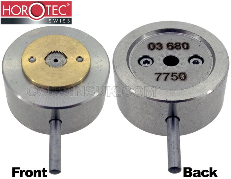 Oscillating Weight Bolt Support for 7750