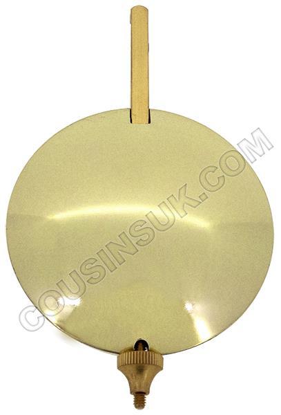 85 x Ø42mm (Stamped 18cm) Hermle Pendulum