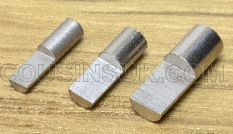 Pallet Stones, Steel