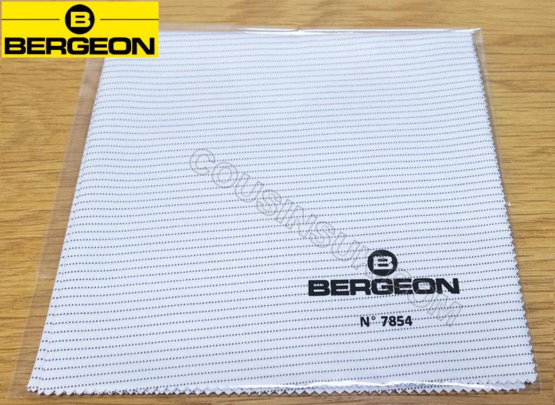 Bergeon Anti Static Cloth