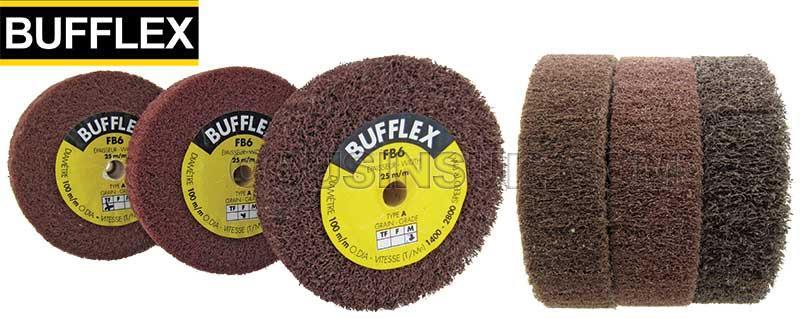 Flap Wheels, Bufflex