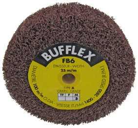 Medium (Ø100 x 25mm) Bufflex Wheel