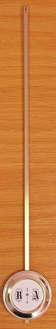 Ø55mm x 360mm Pendulum