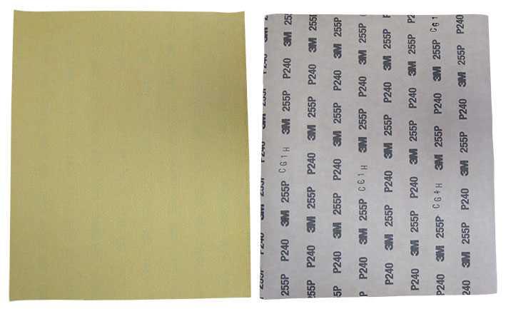 P240 (Scotch Guard) Paper