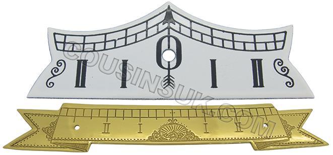 Pendulum Beat Plaques