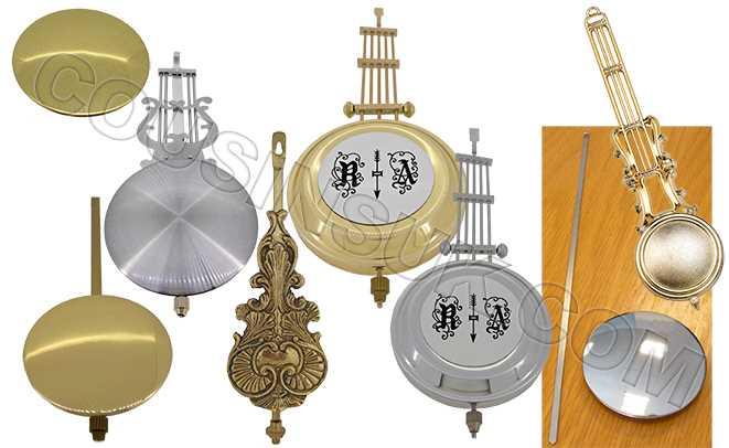 Pendulums (Quartz)