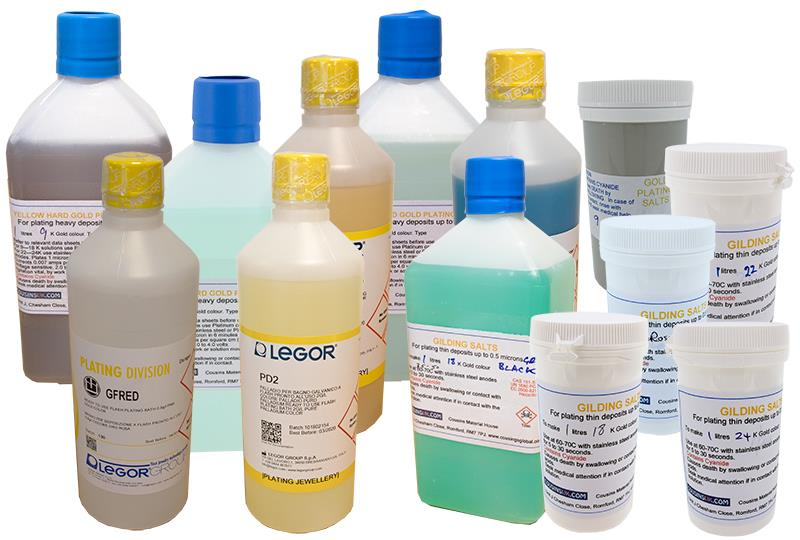 Plating Chemicals & Consumables