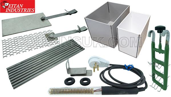 Plating & Stripping Machine Accessories & Parts, Eitan